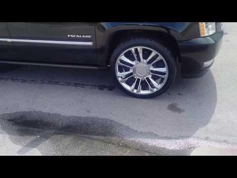 877-544-8473 22 Inch Cadillac Escalade Replica Rims Chrome Wheels Free Shipping Miami