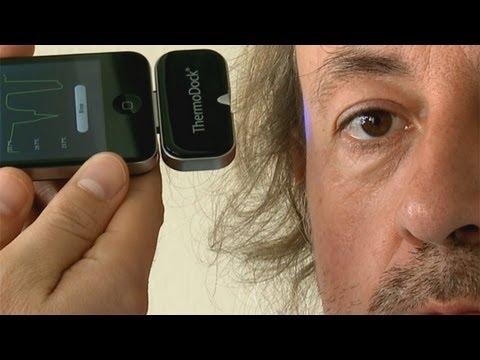 Blutdruck und Pulsrate nach dem Beladen