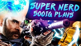 SUPER NERD TRYHARD with 500 IQ plays Modern Warfare