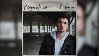 Morgan Wallen   The Way I Talk (Audio Only)