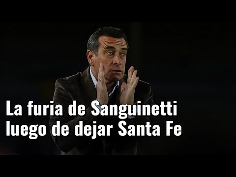 La furia de Sanguinetti luego de dejar Santa Fe