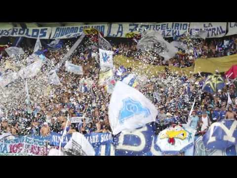 """""""KARNAVAL TODA LA VIDA SOY DE MILLOS VIDEOCLIP"""" Barra: Comandos Azules • Club: Millonarios • País: Colombia"""