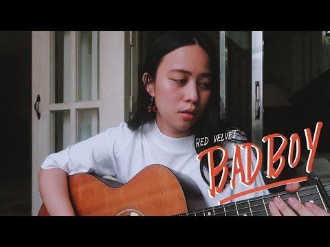 BAD BOY 🍰 Red Velvet Cover (English)