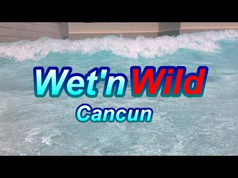 Wet'n Wild Cancun Waterpark – Cheap Fun In The Sun In The Hotel Zone