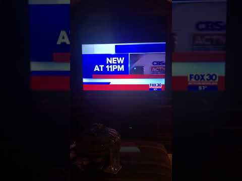 My name is Johnathan and I was on the local news
