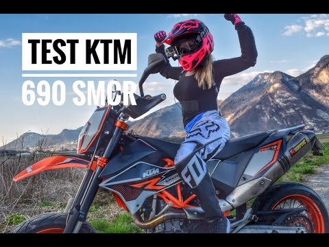 TEST : KTM 690 SMC-R AKRAPOVIC  PAULIANEF