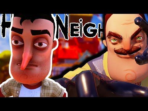 Hello Neighbor Walkthrough - ()   BAD DREAM? ACT 3!   #3 by