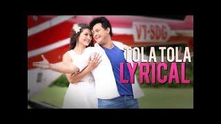 Tola Tola | Song With Lyrics | Bela Shende, Amitraj | Tu Hi Re