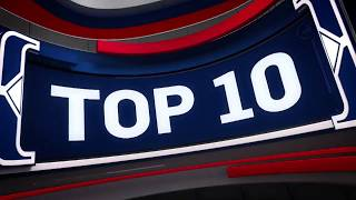NBA Top 10 Plays of the Night | January 10, 2019