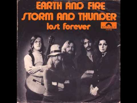 Earth And Fire Storm And Thunder
