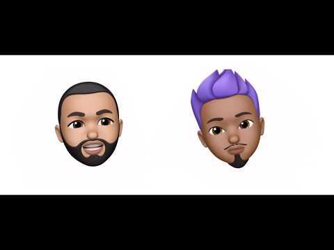 No Guidance (feat. Drake) -  Chris Brown (Animoji Karaoke 4K)
