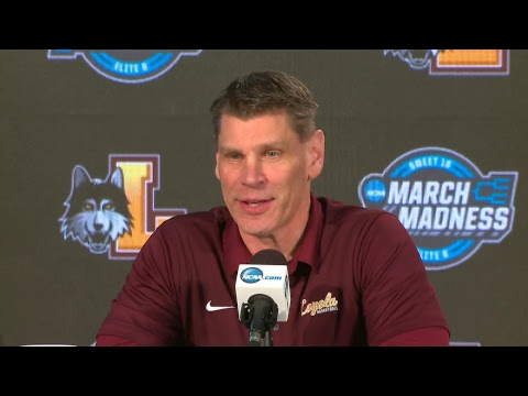 News Conference: Loyola Chicago, Kansas St. - Preview