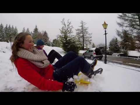 Hanmer Springs Winter Wonderland