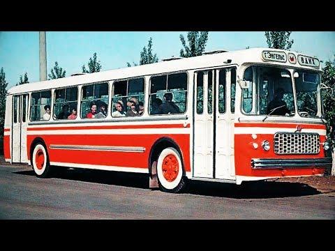 Советские автобусы  на которых вы никогда не ездили [ АВТО СССР #49 ]