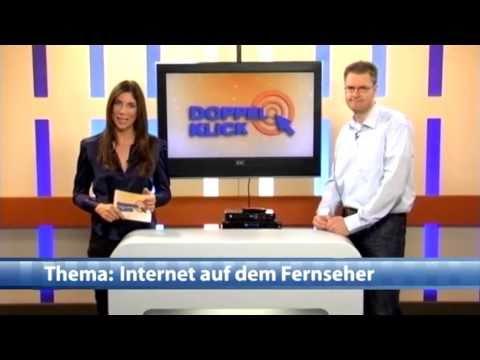 Internet auf dem Fernseher