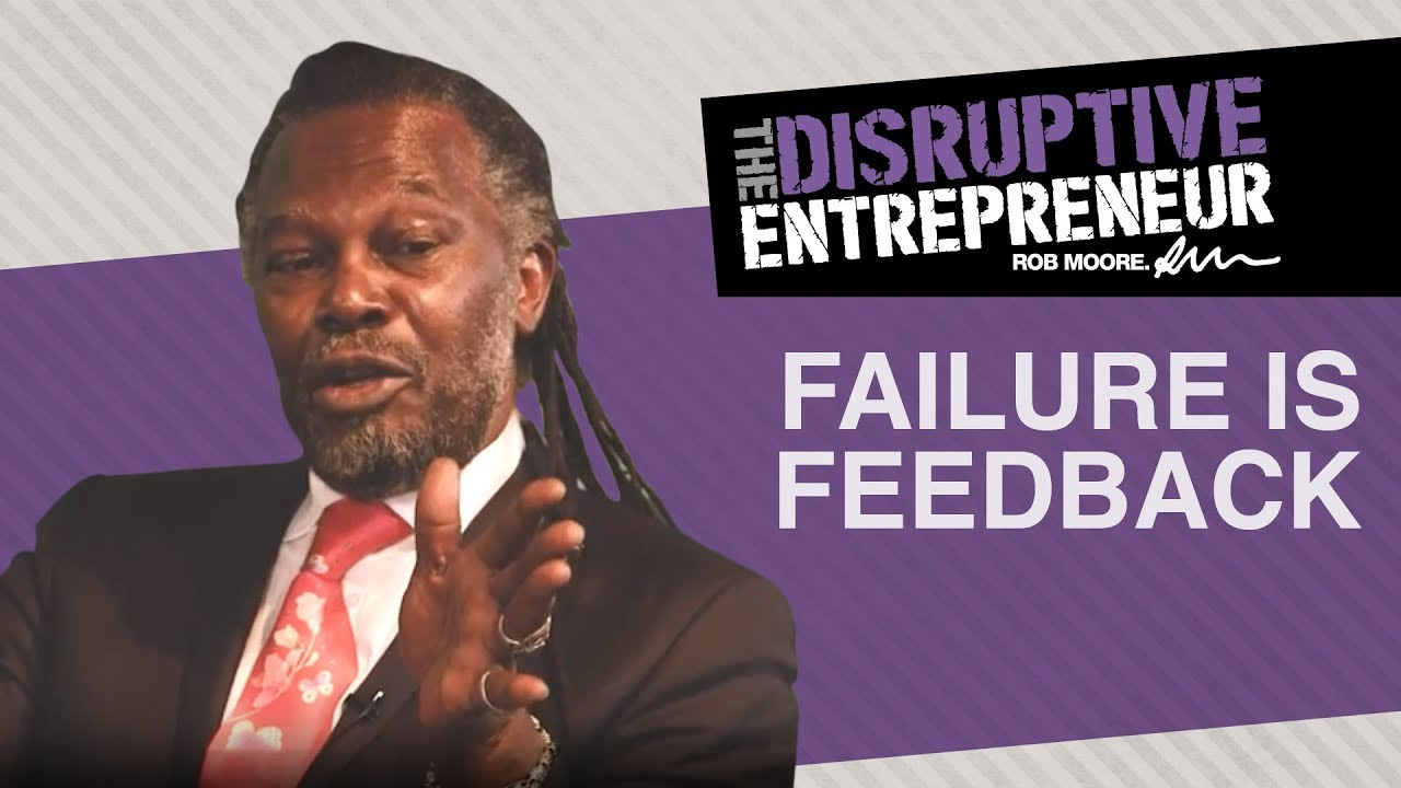 Levi Roots | Why Failure is Only Feedback