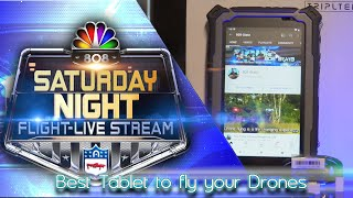 """Best Tablet to fly your Drone ? TriplTek Pro Q&A - Special Guest """"Bradda Jed"""""""