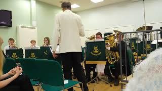 We Wish You A Merry Christmas Wealden Brass Junior Band, Dec 2017