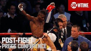 Rigondeaux vs. Casimero: Post-Fight Press Conference   SHOWTIME CHAMPIONSHIP BOXING
