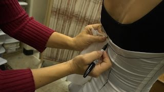 Constructing A Classical Ballet Tutu (Part 1: Fitting The Muslin Pattern) - The University Of Akron