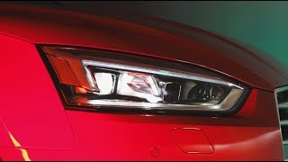 [아우디 코리아]The new Audi A5, 당신의 감각은 본능적으로 다르다