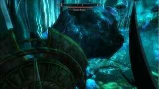 Let's play Skyrim!  Dawnguard #13 The Dragon Scroll