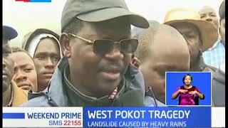 West Pokot Tragedy: At least 29 people dead in landslide