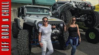 Biggest Jeep Wrangler Meet in Miami   4x4 Cartel   Jeep Wrangler JK TJ Yj Cherokee XJ   Jeep Show