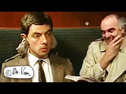 Stop Laughing! | Funny Clips | Mr Bean Official