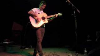 Anthony Raneri - A Long December (Counting Crows Cover) (LIVE HQ)