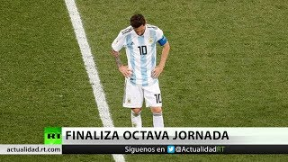 Argentina al borde del precipicio: finaliza el partido con derrota 3-0 ante Croacia