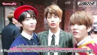 [THAISUB]U10TV ep.31- UP10TION Behide Photo Shoot 10+Asia