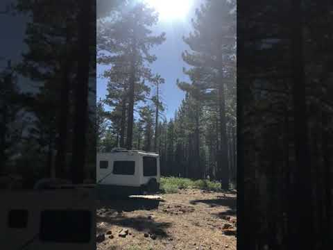 Video Of Sawmill cut off, CA