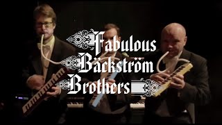 Ride of the Valkyries with three melodicas I Fabulous Bäckström Brothers