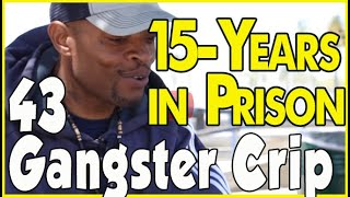 Four Tray Gangster Crip gets TV show (Pit Bulls & Parolees) after doing 15-years in prison (pt.2of2)