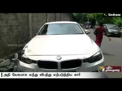 Chennai-Two-college-students-hit-by-luxury-car-physically-injured-Detailed-Report