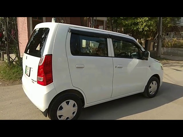 Suzuki Wagon R VXL 2018 Video