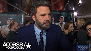 Ben Affleck On Brother Casey Finally Getting Recognized With Golden Globes Win