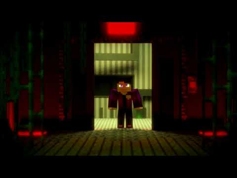 """Welcome Back"" [Trailer] FNAF Minecraft Music Video 
