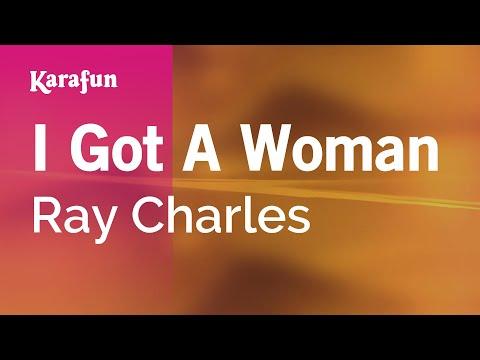 Karaoke I Got A Woman - Ray Charles *