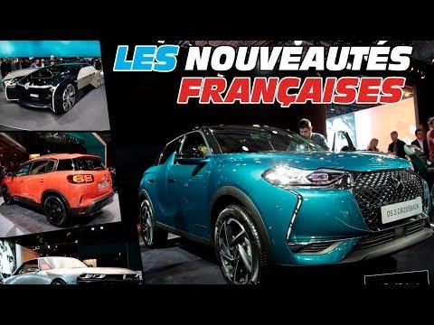 Les stars françaises du #MondialAuto2018