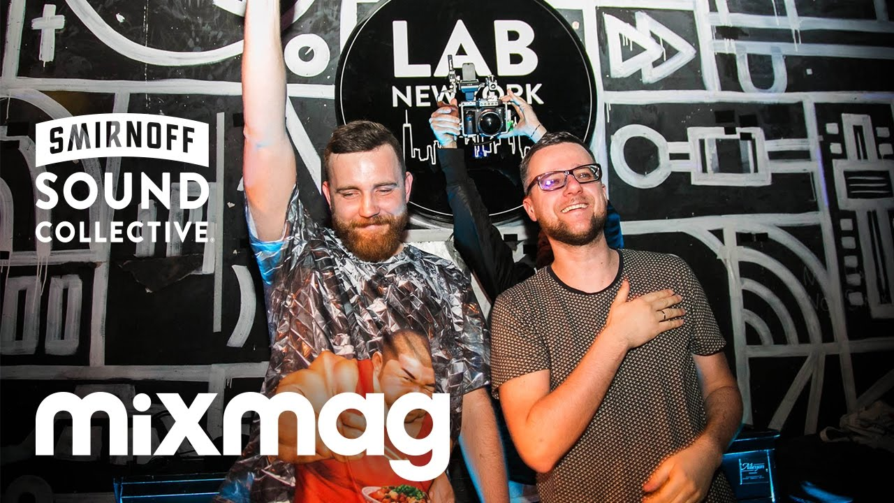 Catz 'N Dogz - Live @ Mixmag Lab NYC 2017
