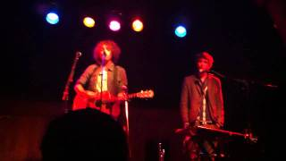 Ari Herstand Ft. Will Knox-Last Day @ Schubas in Chicago