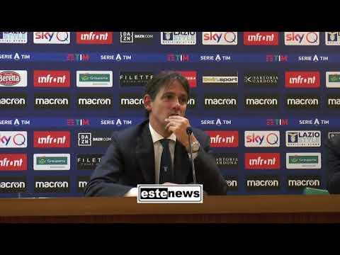 Lazio-Juventus 3-1, la conferenza di Inzaghi