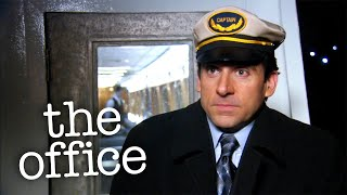 Michael Wants to be Captain - The Office US