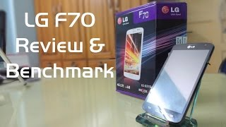 LG F70 Review ,Benchmarks Pros and Cons