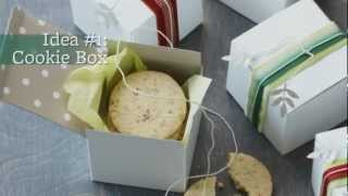 Five Easy Food Gift Ideas For Christmas