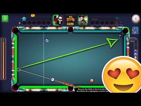 8 Ball Pool - My Unique ID! + 2 AMAZING SHOTS IN BERLIN