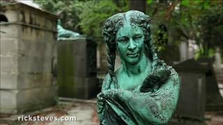 Thumbnail of the video 'Père Lachaise Cemetery in Paris'