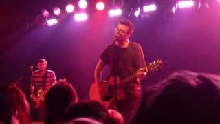 Anthony Green - If I Don't Sing LIVE at The Bottom Lounge 11/9/13